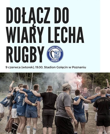 Nabory do Wiary Lecha rugby