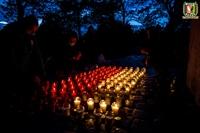 Kibice Śląska pamiętają o Bohaterach